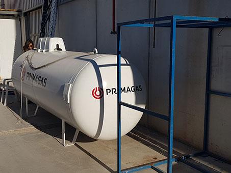 Instalación gas Castellón