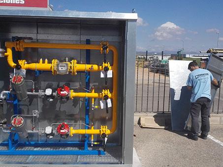 Instaladores de gas en Castellon