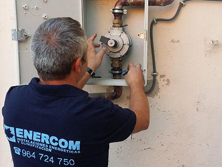Instaladores de gas en Castellón de la plana